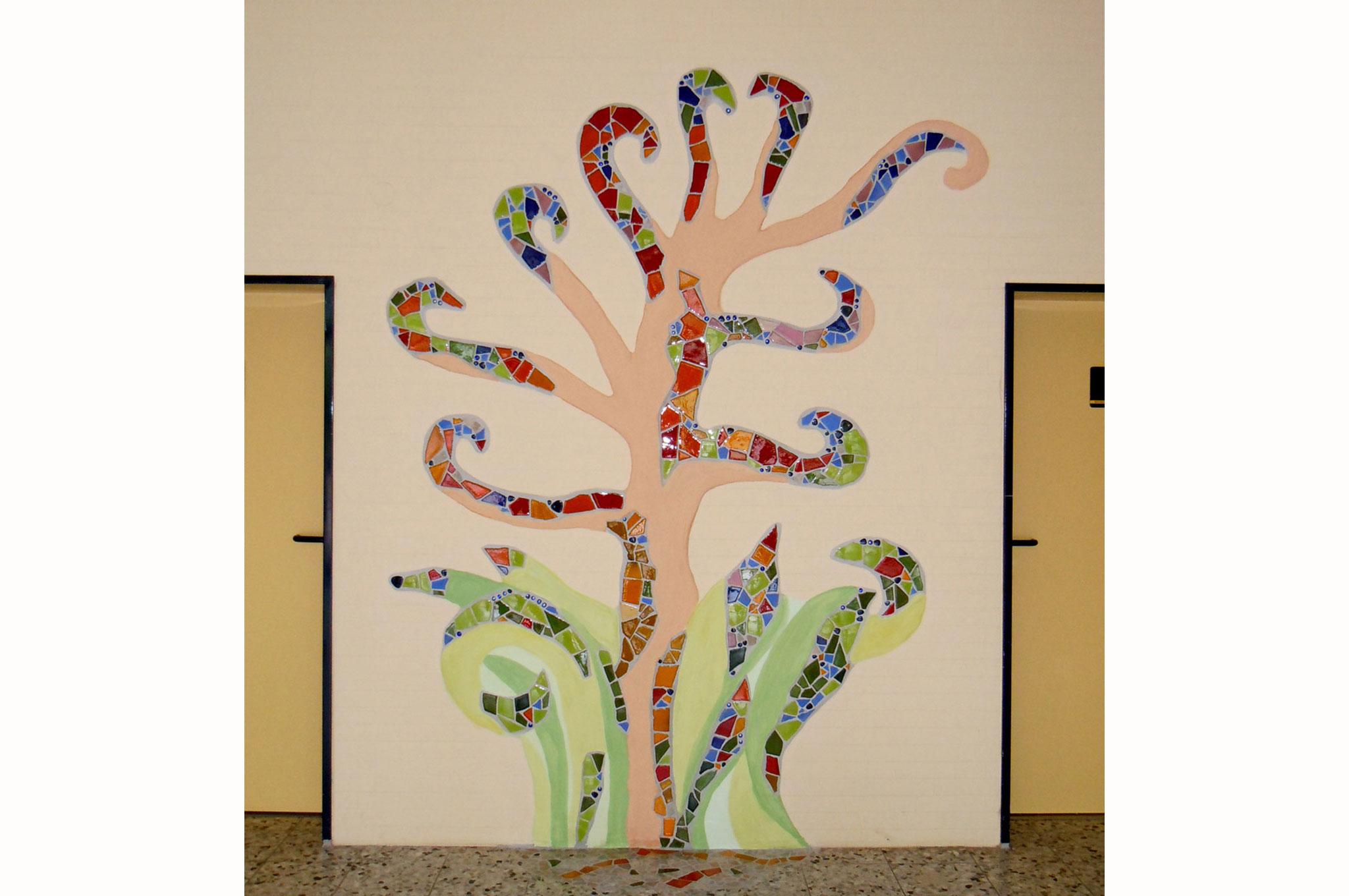 Der m rkerwald kunst am bau mit beteiligung tanja for Raumgestaltung partizipation