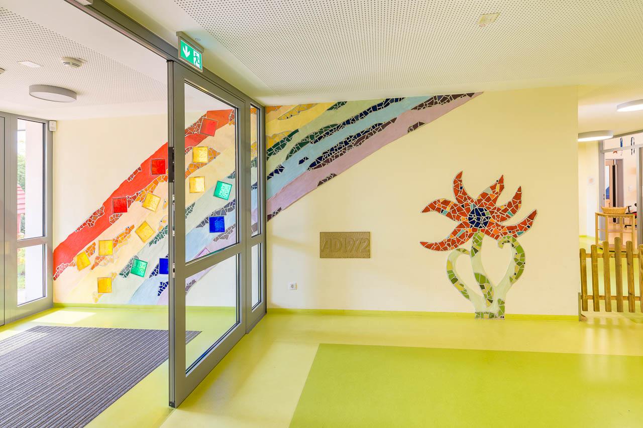 Elemente des lebens kunst am bau tanja corbach bildende for Raumgestaltung partizipation