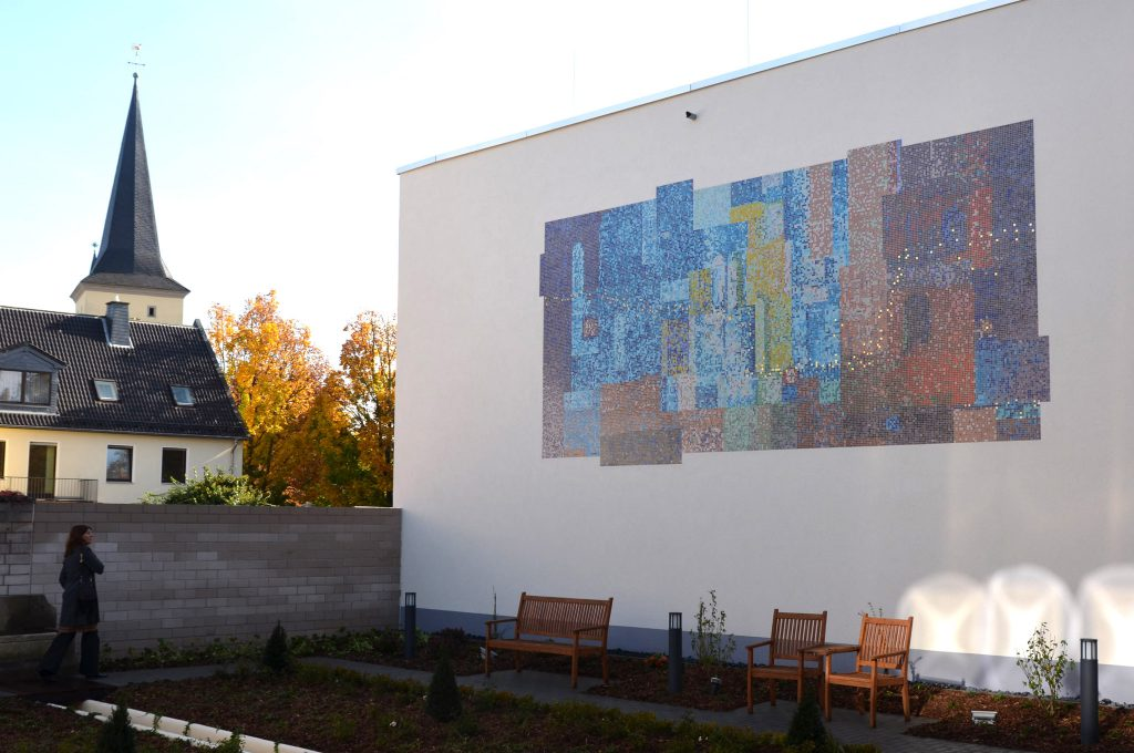 Tanja corbach bildende kunst r ume f r ein miteinander for Raumgestaltung partizipation