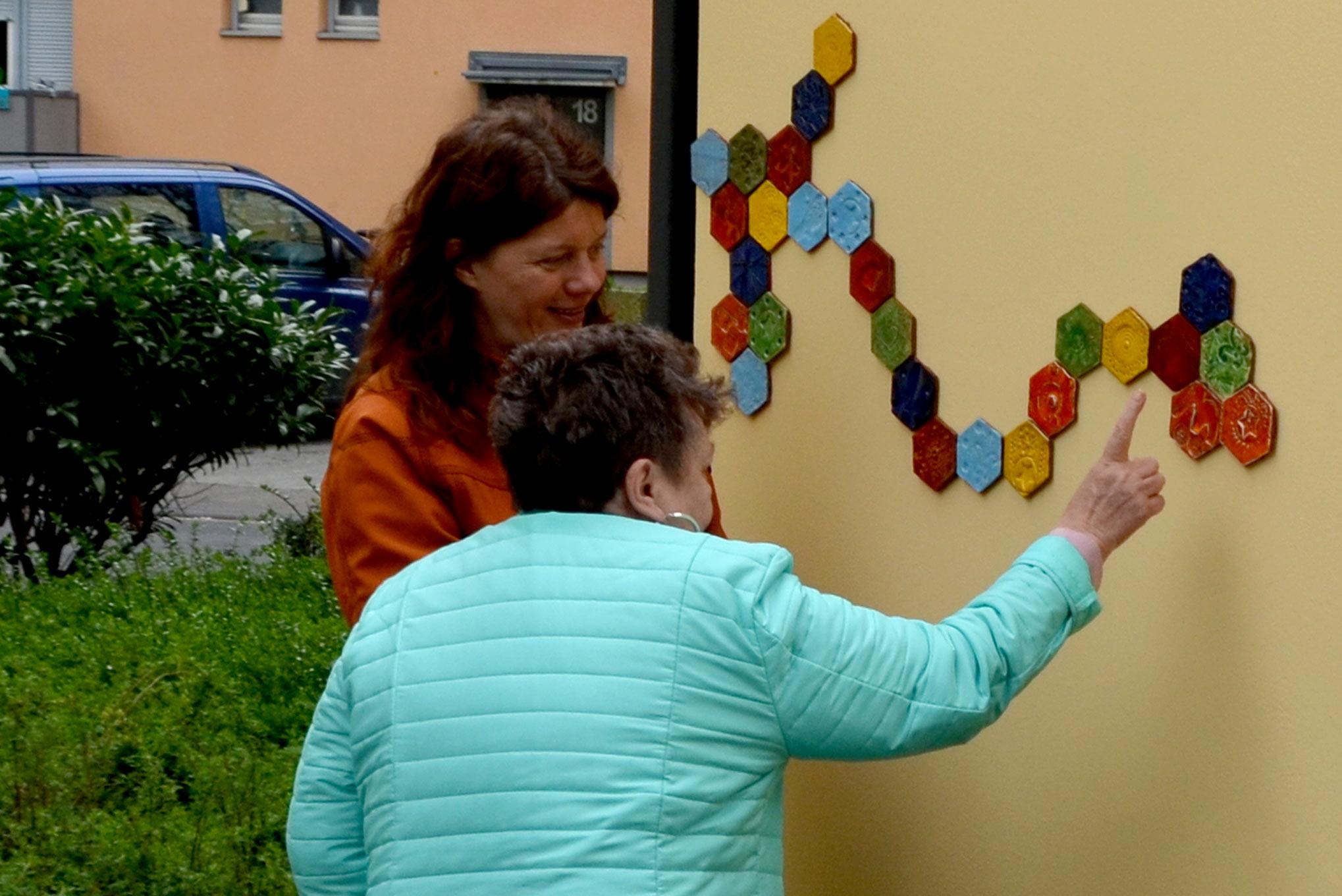 Miteinander leben miteinander gestalten tanja corbach for Raumgestaltung partizipation